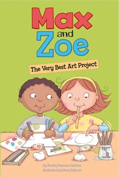 Max and Zoe: The Very Best Art Project