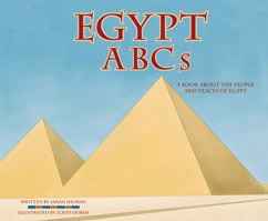 Egypt ABCs: A Book About the People and Places of Egypt