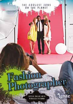 Fashion Photographer: The Coolest Jobs on the Planet