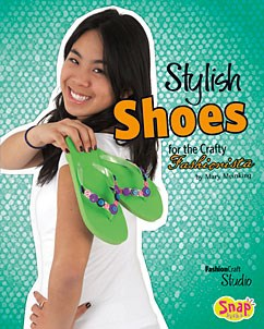 Stylish Shoes for the Crafty Fashionista