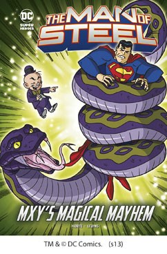 The Man of Steel: Superman vs. Mr. Mxyzptlk