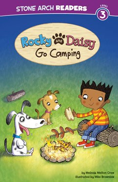 Rocky and Daisy Go Camping