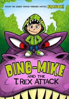 Dino-Mike and the T. Rex Attack