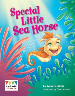 Special Little Sea Horse