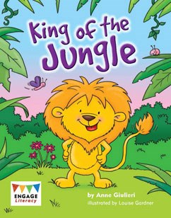 King of the Jungle Ebook