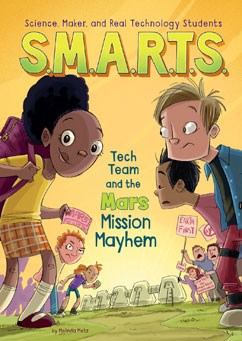 S.M.A.R.T.S. and the Mars Mission Mayhem