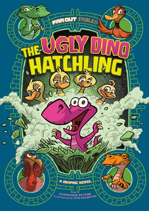 The Ugly Dino Hatchling: A Graphic Novel