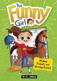 Making Friends and Horsing Around: A 4D Book