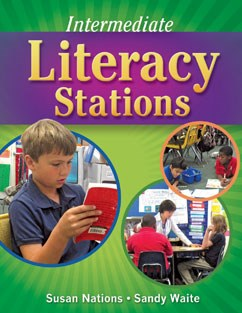 Listening and Speaking: Intermediate Literacy Stations A La Carte