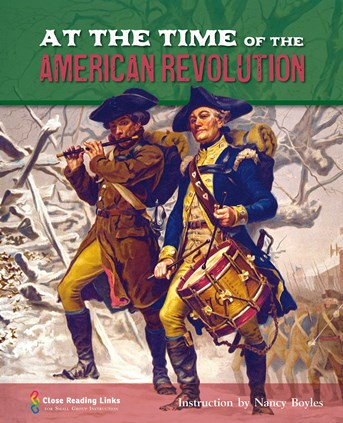At the Time of the American Revolution