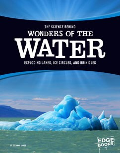 The Science Behind Wonders of the Water: Exploding Lakes, Ice Circles, and Brinicles