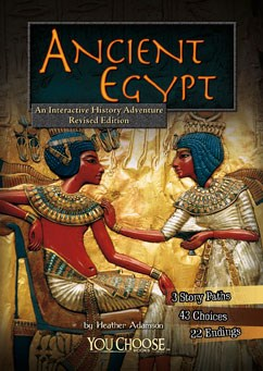 Ancient Egypt: An Interactive History Adventure