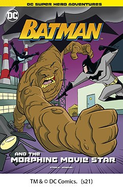 Batman and the Morphing Movie Star