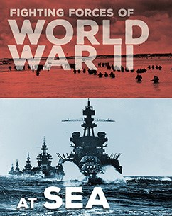 Fighting Forces of World War II at Sea