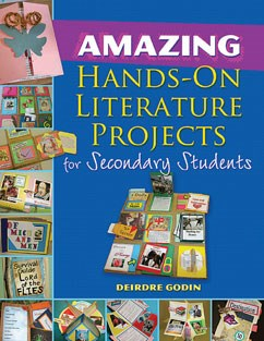 Lunch Bag: Amazing Hands-On Literature Projects for Secondary Students A La Carte