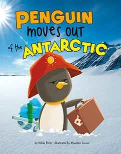 Penguin Moves Out of the Antarctic