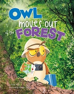Owl Moves Out of the Forest