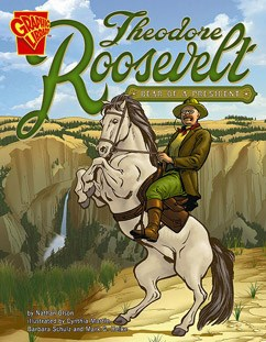 Theodore Roosevelt: Bear of a President