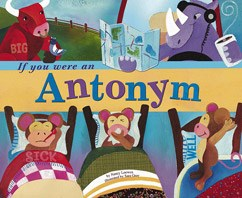 If You Were an Antonym