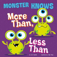 Monster Knows More Than, Less Than