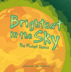 Brightest in the Sky: The Planet Venus