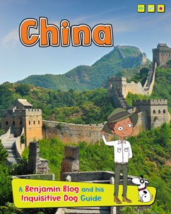 China: A Benjamin Blog and His Inquisitive Dog Guide
