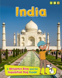 India: A Benjamin Blog and His Inquisitive Dog Guide
