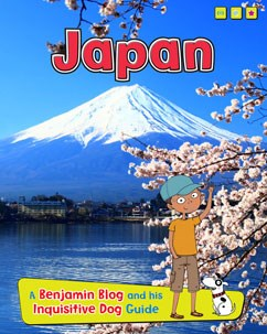 Japan: A Benjamin Blog and His Inquisitive Dog Guide