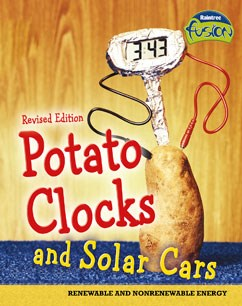 Potato Clocks and Solar Cars: Renewable and Nonrenewable Energy