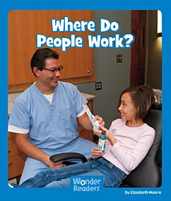 Where Do People Work?