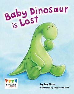 Baby Dinosaur is Lost