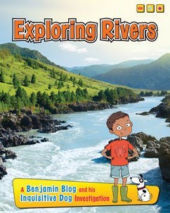 Exploring Rivers: A Benjamin Blog and His Inquisitive Dog Investigation