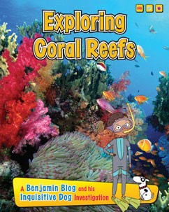 Exploring Coral Reefs: A Benjamin Blog and His Inquisitive Dog Investigation