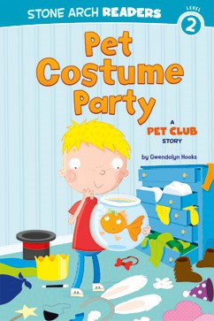 Pet Costume Party: A Pet Club Story