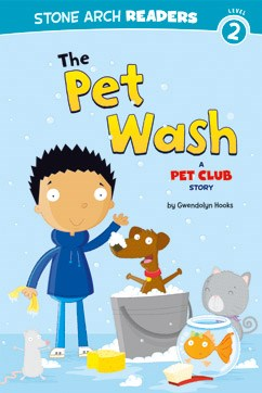 The Pet Wash: A Pet Club Story