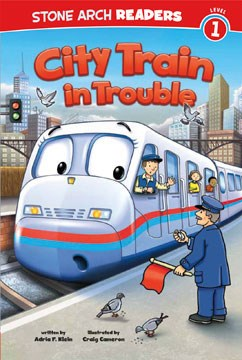 City Train in Trouble