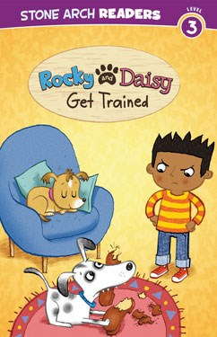 Rocky and Daisy Get Trained