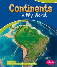 Continents in My World