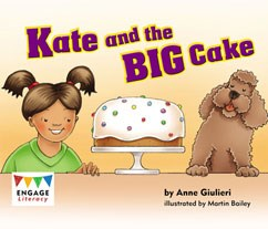 Kate and the Big Cake