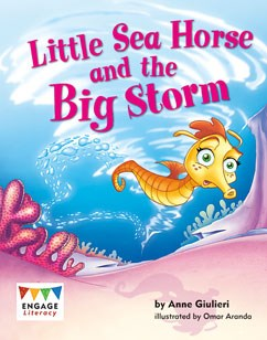Little Sea Horse and the Big Storm