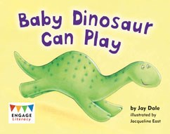 Baby Dinosaur Can Play Ebook