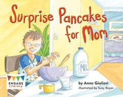 Surprise Pancakes for Mom