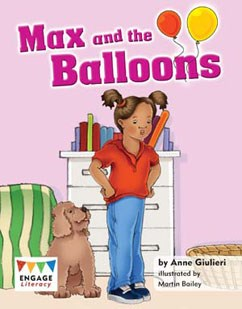 Max and the Balloons