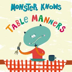 Monster Knows Table Manners