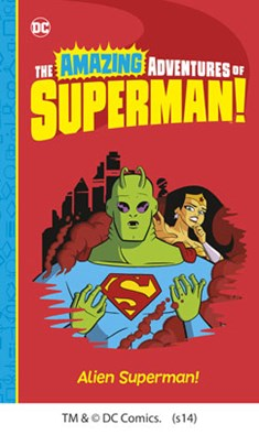 Alien Superman!