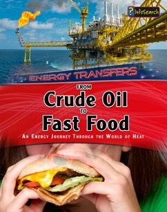 From Crude Oil to Fast Food Snacks: An energy journey through the world of heat