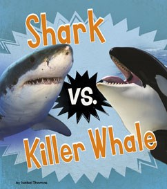 Shark vs. Killer Whale