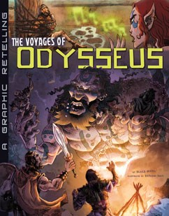 The Voyages of Odysseus: A Graphic Retelling