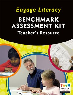 Engage Literacy Benchmark Assessment Kit Levels 1-30 Teacher's Resource