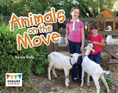 Animals on the Move Ebook